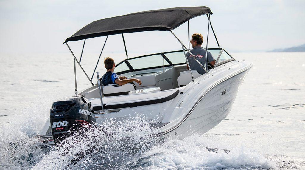 Sea Ray SPX Serie