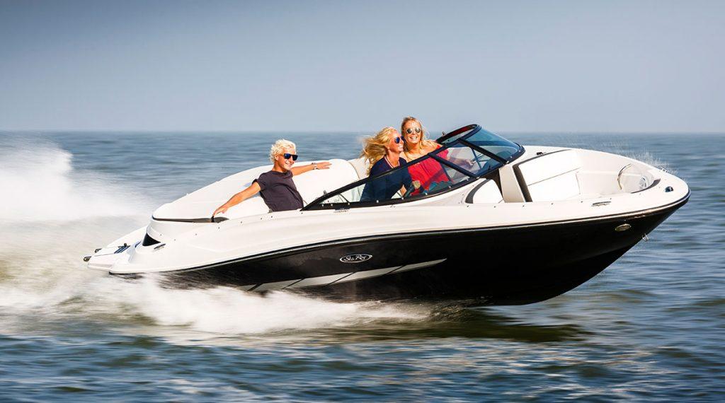 Sea Ray Sport Serie