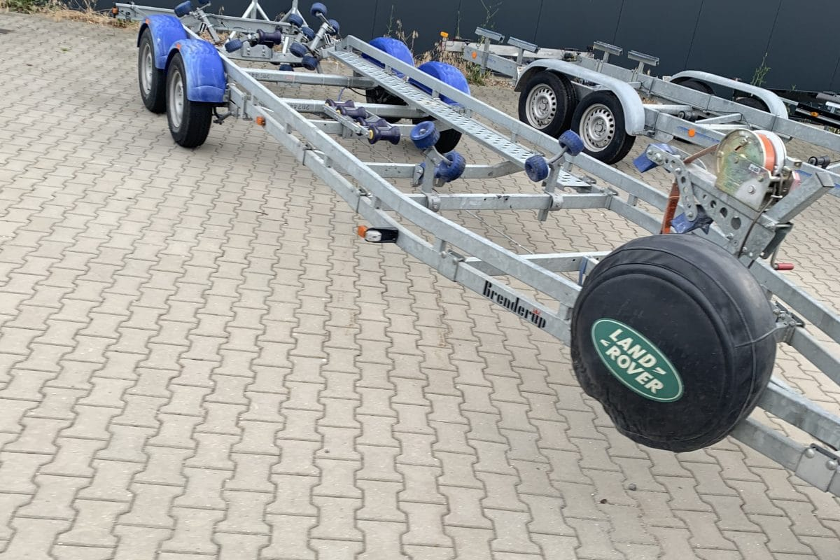 Brenderup 3500 kg